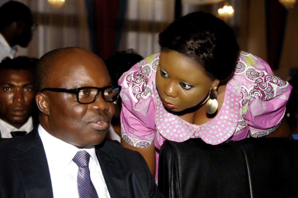 With Governor Emmanuel Uduaghan