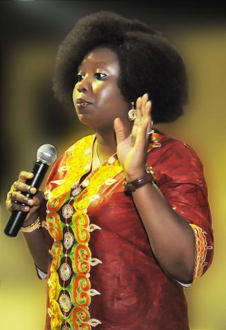 """Speaking on """"Transformation in Nigeria"""""""