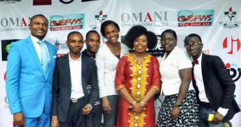With The Organizers of Future Leadership Conference