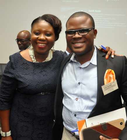 With Wale Tejumade