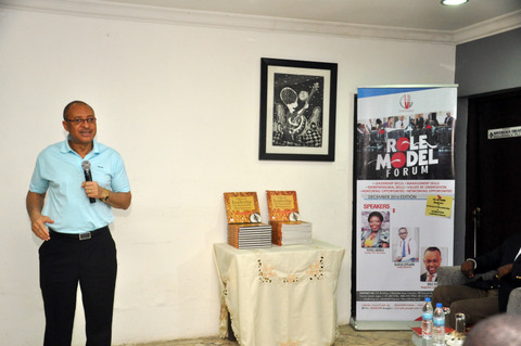 Pro. Pat Utomi Founder/CEO Centre for Values in Leadership