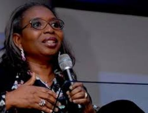 MY MENTOR – THE FIRST FEMALE CHAIRMAN OF FIRST BANK PLC, MRS IBUKUN AWOSIKA