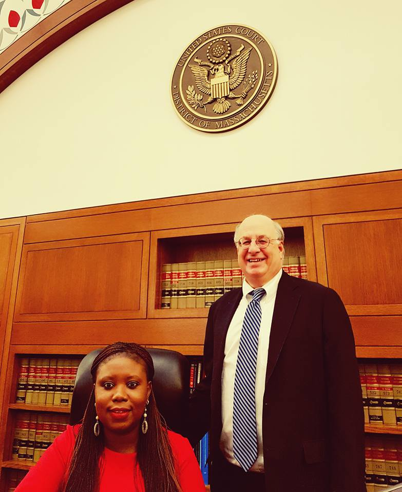 with Judge Mark Wolf