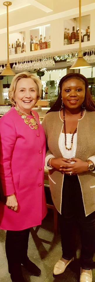 toyosi and hillary