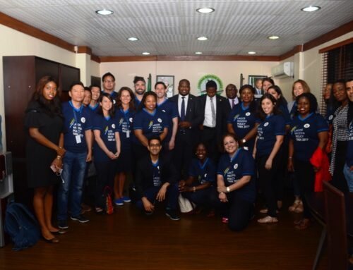 2017 PUBLIC SECTOR LEADERSHIP AND INNOVATION FIELD VISIT TO NIGERIA: LAGOS INLAND REVENUE SERVICE