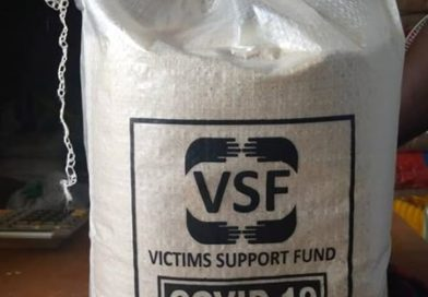 Heading to Badagry now to inspect the Distribution of our #VSFCovid19Intervention Food Bags.